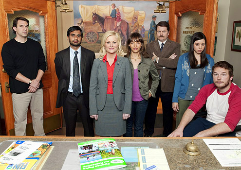 Test Au nces Claim Parks and Recreation is an fice Clone