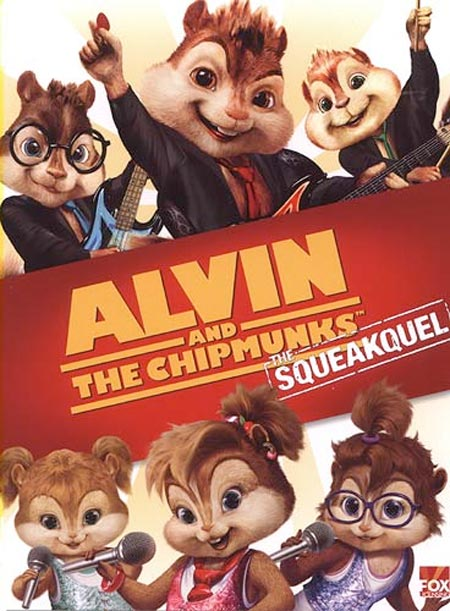 Alvin The Chipmunks 2 Poster Disappoints The Original Chipettes Used To Be Hot