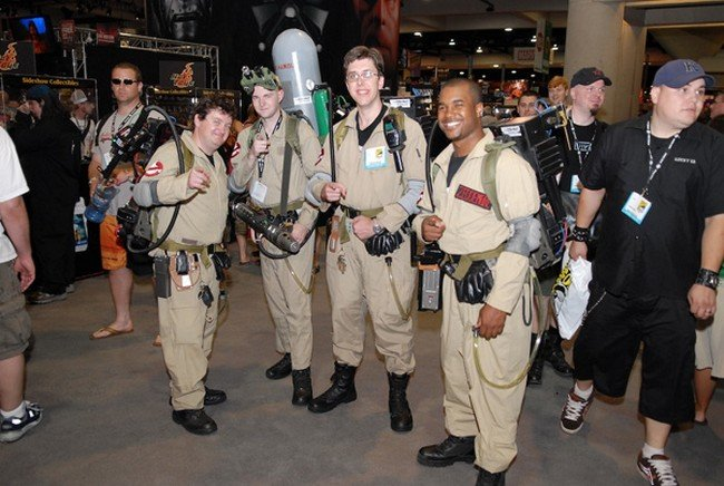 A Gallery Of Great Group Costume Ideas