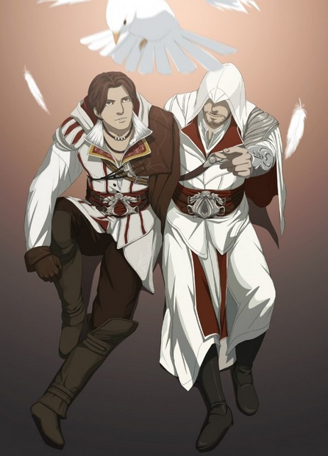 If Assassin S Creed Was An Animated Series