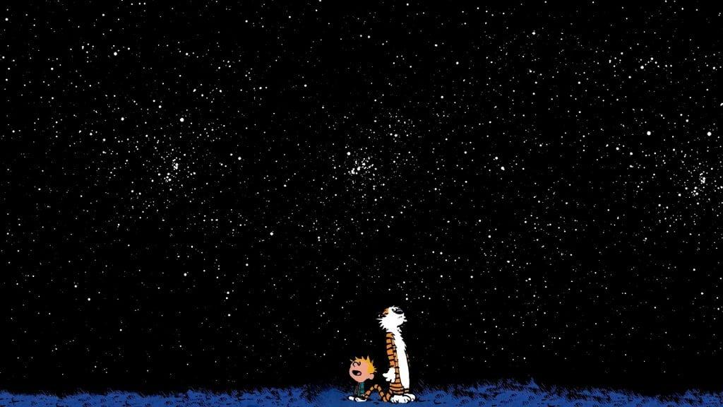 28 Hi Def Calvin And Hobbes Wallpapers