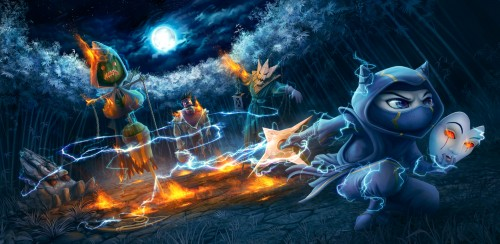 League of Legends Fanart 13