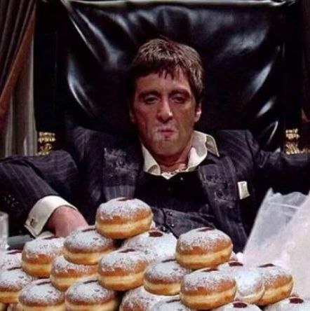 One Of The Most Appropriate Scarface Photoshops Ever