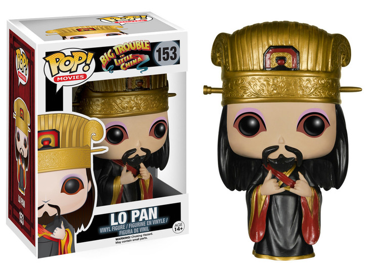 Must Have Big Trouble In Little China Funko Pop Figures
