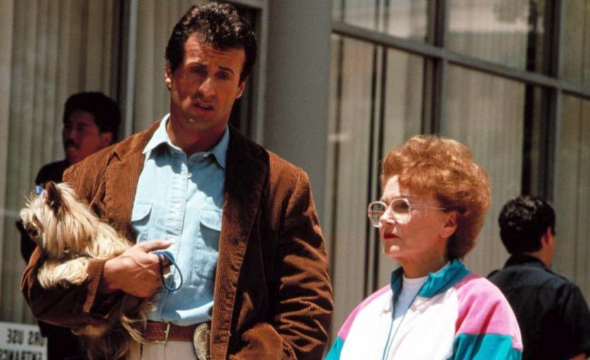 Sylvester Stallone Too... Sandra Bullock