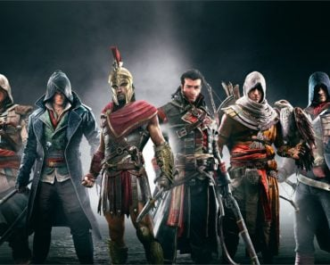 assassin's creed protagonist