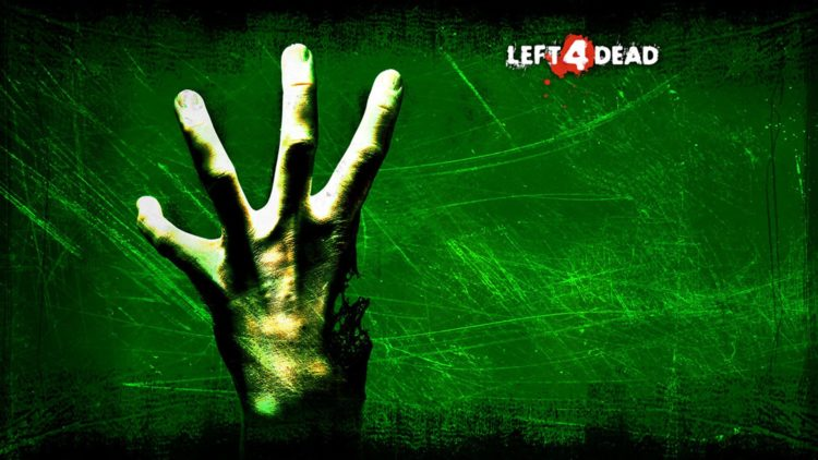 Valve games: Left 4 Dead